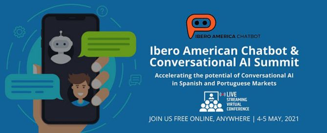 Iberoamerican Chatbot & Conversational Summit